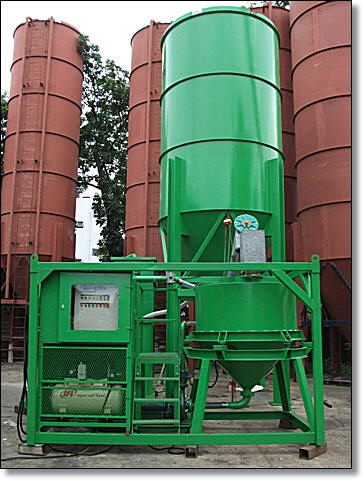 Hup Heng Engineering Works Pte Ltd Concrete Batching Plant